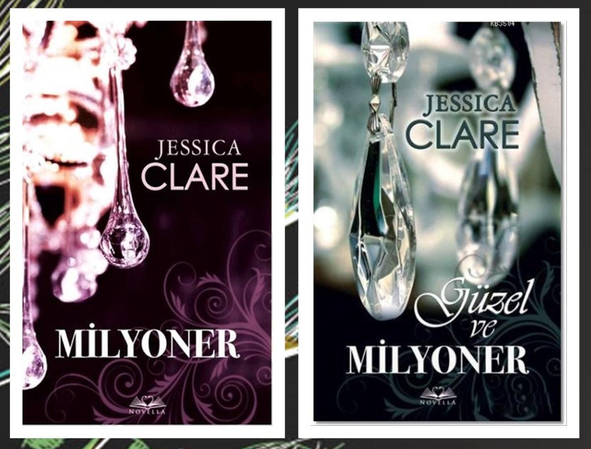 Jessica Clare - Milyoner Erkekler Kulübü (Billionaire Boys Club) Serisi